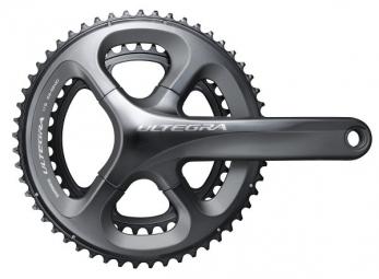 shimano pedalier ultegra fc 6800 fc 53 39 dents 2x11 vitesses sans boitier