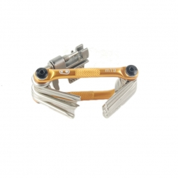 crankbrothers multi outils m19 19 fonctions or