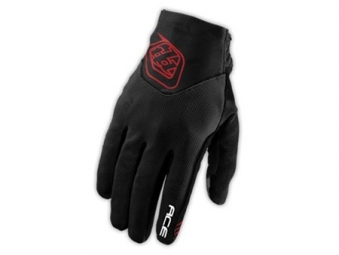 troy lee designs paire de gants longs ace noir
