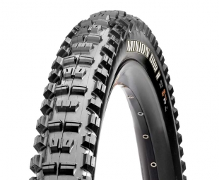 maxxis pneu minion dhr ii 26 dual exo protection tubeless ready souple