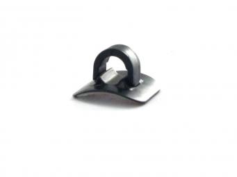 xlc support clip durite de frein adhesif