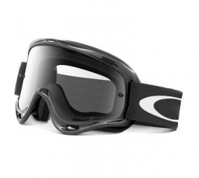 oakley masque o frame jet black