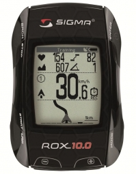 sigma compteur rox 10 0 kit complet gps noir