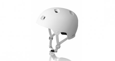 casque bol poc receptor commuter blanc