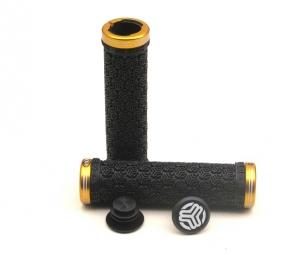 sb3 paire de grips logo lock on noir or