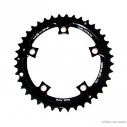 rotor plateau vtt exterieur noq xc2 110mm bcd noir