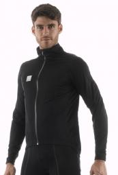 santini veste impermeable guard noir