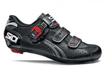 chaussures route sidi genius 5 fit carbon 2015 noir