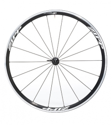 zipp roue avant 30 a pneu noir