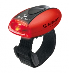 sigma lampe arriere led micro rouge