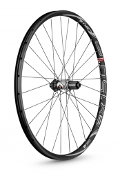 dt swiss roue arriere 26 spline one ex 1501 axe 12x142mm noir