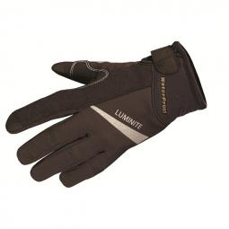 endura paire de gants luminite noir