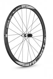 dt swiss roue arriere rc38 spline carbone boyau frein a disque corps shimano sram