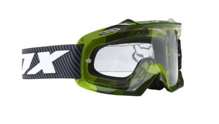 fox masque airspc vert camouflage clair