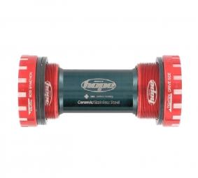 hope boitier roulements externes ceramiques 68 73mm rouge