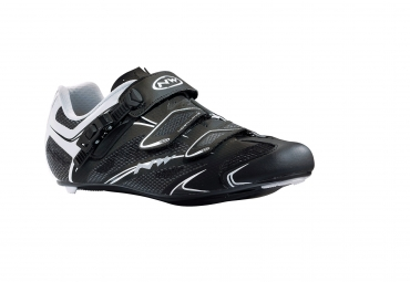 chaussures route northwave sonic srs 2015 noir blanc