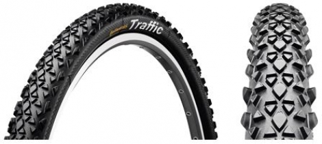 continental pneu traffic 26x1 90 rigide sport tubetype