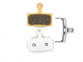 brake authority paire de plaquettes pour shimano deore slx xt xtr ceramic