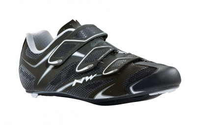chaussures route northwave sonic 3s noir