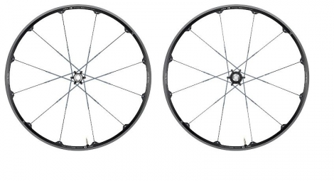 crankbrothers paire de roues iodine 2 29 axes 15 20mm 9x135 12x142 noir