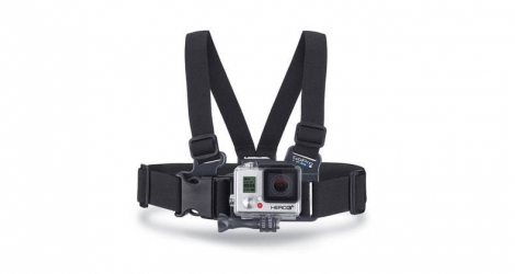 gopro harnais de fixation junior