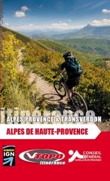 vtopo vtt alpes de haute provence