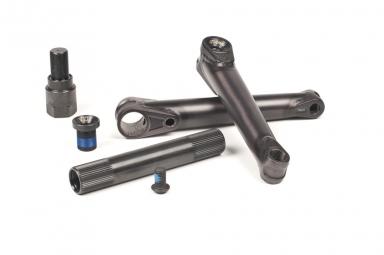 eclat pedalier onyx spline drive 24mm noir