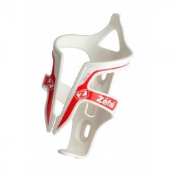 zefal porte bidon pulse fiberglass blanc rouge