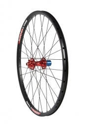 halo roue arriere 26 chaos 6 drive spin doctor 9mm qr noir