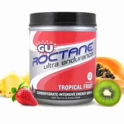 gu boisson energetique roctane 780gr gout fruits tropicaux