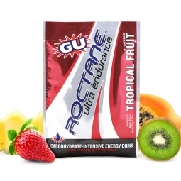 gu boisson energetique roctane 65gr gout fruits tropicaux
