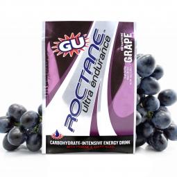 gu boisson energetique roctane 65gr gout raisins