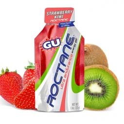 gu gel energetique roctane gout fraise kiwi
