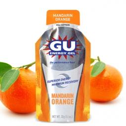 gu gel energetique gout mandarine orange