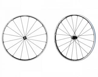 shimano paire de roues wh rs81 c24 a pneu