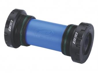 bbb boitier de pedalier vtt bottomthread 68 73 mm