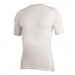 endura sous maillot transmission ii manches courtes blanc