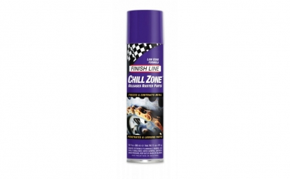 finish line lubrifiant degripant chill zone 325ml aerosol