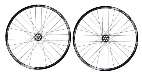 american classic paire de roues wide lightning 27 5 15 12x142 mm noir