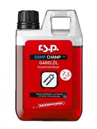 rsp huile fourche et amortisseur 7 5wt 250ml