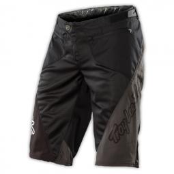 troy lee designs short sprint noir