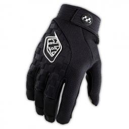 troy lee designs paire de gants longs sprint noir