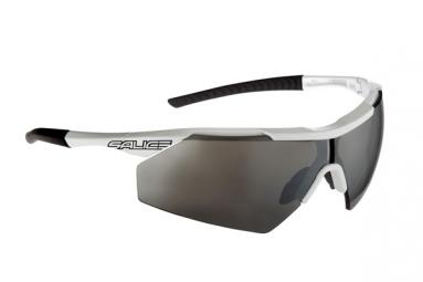 salice paire de lunettes 004rw blanc noir