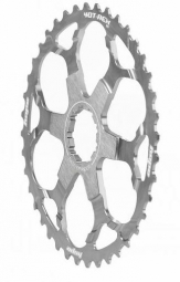 hope pignon t rex adaptable shimano 40 dents argent