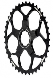 hope pignon t rex adaptable shimano 40 dents noir