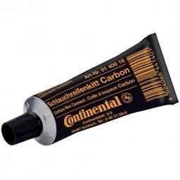 continental tube de colle a boyau carbone 25 gr