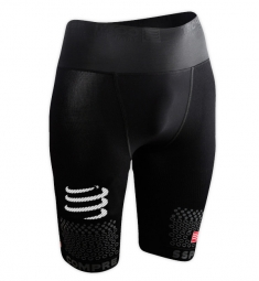 compressport trail short noir