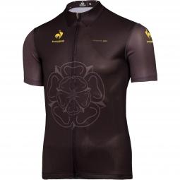 le coq sportif maillot yorshire tour de france noir