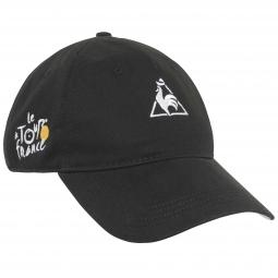 le coq sportif 2014 casquette tour de france noir