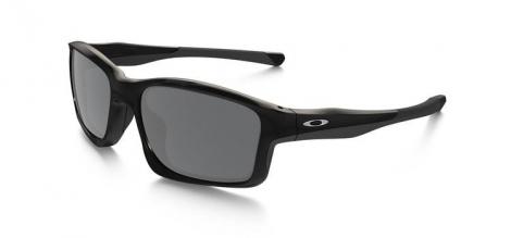 oakley paire de lunettes chainlink black black iridium ref oo9247 01